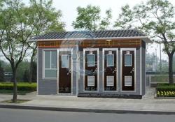 鞍山环保移动厕所
