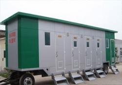 智能型移动厕所
