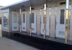 发泡式环保公厕