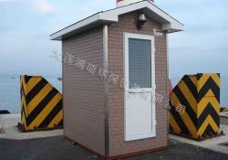 单体环保厕所