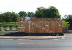 装配式移动环保公厕 生产厂家大连浦项环保