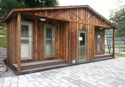 鞍山景区微生物移动厕所