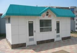 辽阳免水冲环保厕所