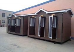环保节水生物公厕特点及优势